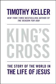 Cover art for KING'S CROSS