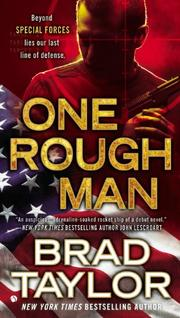 Cover art for ONE ROUGH MAN