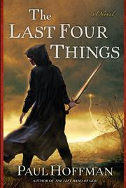 Cover art for THE LAST FOUR THINGS