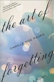 Cover art for THE ART OF FORGETTING