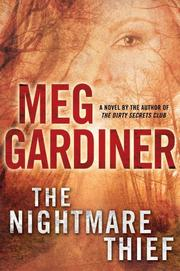 THE NIGHTMARE THIEF by Meg Gardiner
