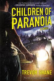 Cover art for CHILDREN OF PARANOIA