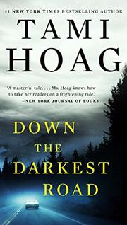 Book Cover for DOWN THE DARKEST ROAD