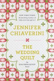 Book Cover for THE WEDDING QUILT