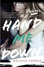 Book Cover for HAND ME DOWN