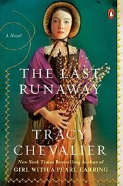 Cover art for THE LAST RUNAWAY
