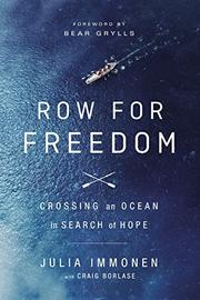 ROW FOR FREEDOM by Julia Immonen