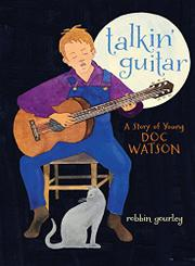 TALKIN' GUITAR by Robbin Gourley