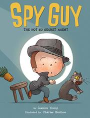 SPY GUY by Jessica Young