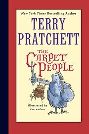 THE CARPET PEOPLE by Terry Pratchett