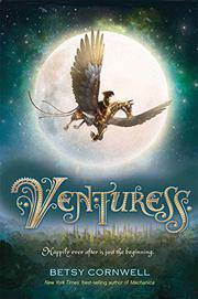 VENTURESS by Betsy Cornwell
