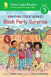 BLOCK PARTY SURPRISE by Jerdine Nolen