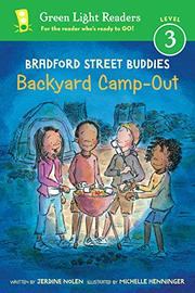 BACKYARD CAMP-OUT by Jerdine Nolen