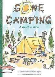 GONE CAMPING by Tammera Will Wissinger