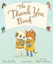 THE THANK YOU BOOK by Mary Lyn Ray