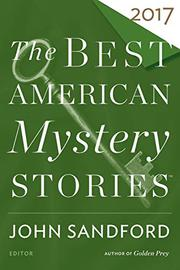 THE BEST AMERICAN MYSTERY STORIES 2017  by John Sandford