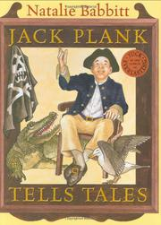 JACK PLANK TELLS TALES by Natalie Babbitt