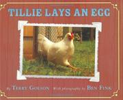 TILLIE LAYS AN EGG by Terry Golson