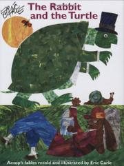 Cover art for THE RABBIT AND THE TURTLE
