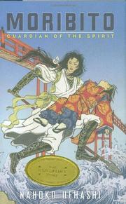 MORIBITO by Nahoko Uehashi