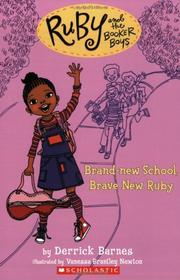 Cover art for BRAND-NEW SCHOOL, BRAVE NEW RUBY
