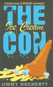 Book Cover for THE ICE CREAM CON