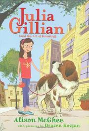 Cover art for JULIA GILLIAN