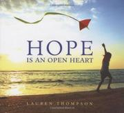Cover art for HOPE IS AN OPEN HEART