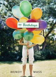 Book Cover for 11 BIRTHDAYS