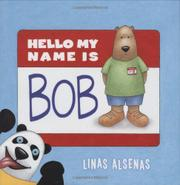 Cover art for HELLO MY NAME IS BOB