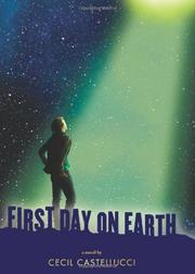 Book Cover for FIRST DAY ON EARTH