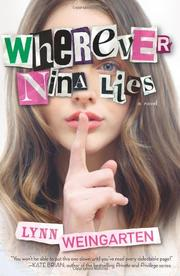 Cover art for WHEREVER NINA LIES