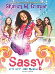 Book Cover for SASSY