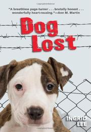 Cover art for DOG LOST