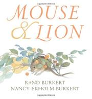 Book Cover for MOUSE & LION