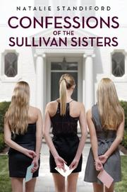 Cover art for CONFESSIONS OF THE SULLIVAN SISTERS