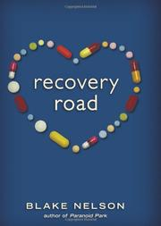 Cover art for RECOVERY ROAD