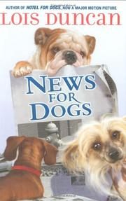 Cover art for NEWS FOR DOGS