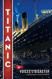 <i>TITANIC</i> by Deborah Hopkinson