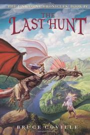 Cover art for THE LAST HUNT