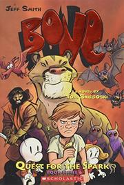 Book Cover for QUEST FOR THE SPARK