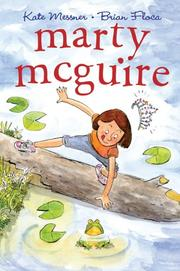 Book Cover for MARTY MCGUIRE
