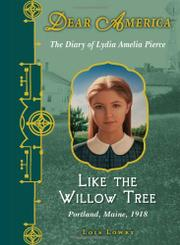 Book Cover for LIKE THE WILLOW TREE
