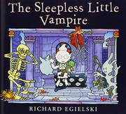 Book Cover for THE SLEEPLESS LITTLE VAMPIRE