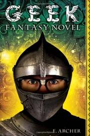 Cover art for GEEK FANTASY NOVEL