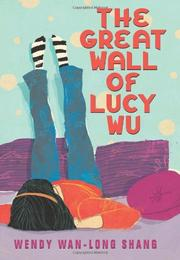 Cover art for THE GREAT WALL OF LUCY WU