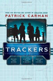 Book Cover for TRACKERS
