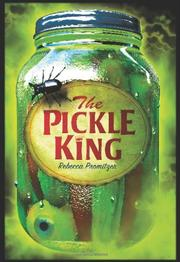Book Cover for THE PICKLE KING