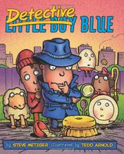 Book Cover for DETECTIVE BLUE