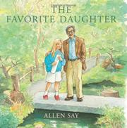 Cover art for THE FAVORITE DAUGHTER
